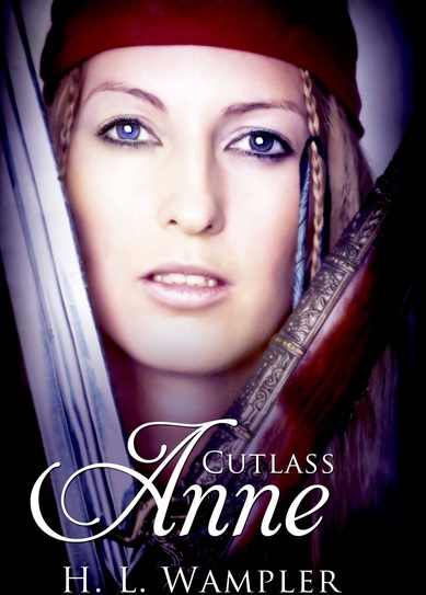 Cutlass Anne book cover 1